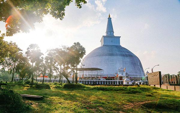 Wilpattu > Anuradhapura > Sigiriya
