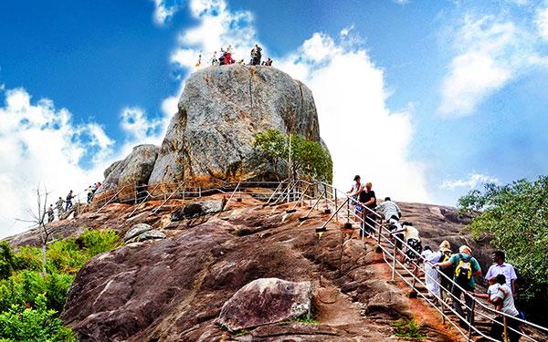 Anuradhapura > Mihintale > Aukana > Sigiriya