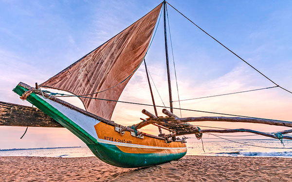 Kandy > Negombo